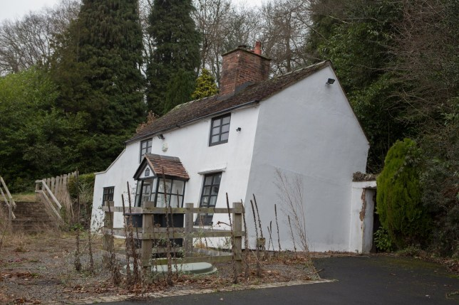 Britain's wonkiest cottage is all yours for £100,000