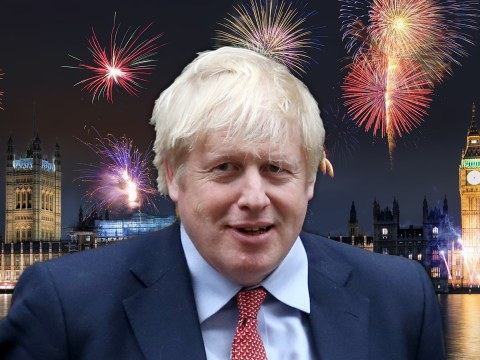 Boris to light up Westminster red, white and blue to celebrate Brexit day
