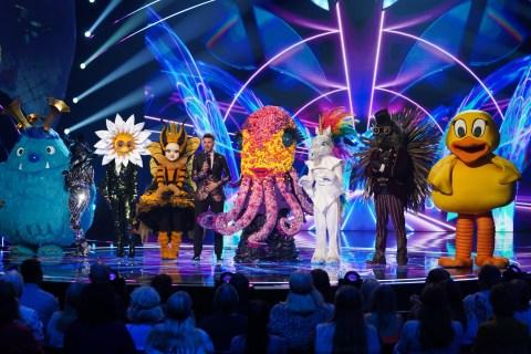 The Masked Singer Uk Costume Designer Kept In Dark Over Celebrities Identities Metro News