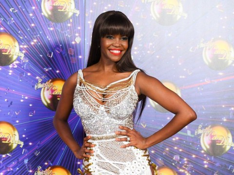 Oti Mabuse considered having her 28GG boobs reduced when starting Strictly Come Dancing