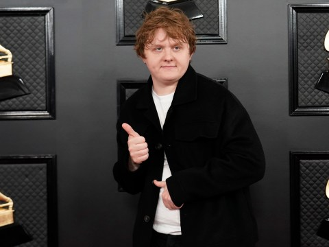 Lewis Capaldi opens up on panic attack at Grammy Awards