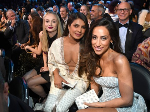 Sophie Turner, Priyanka Chopra and Danielle Jonas back together to support husbands