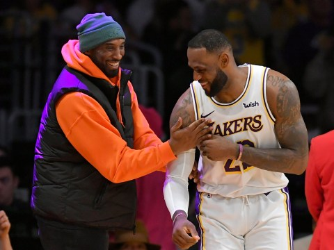 LeBron James breaks silence on Kobe Bryant's death with emotional tribute