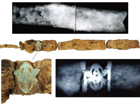 Grave of ancient Iron Age warrior unearthed in 'incredibly rare' discovery