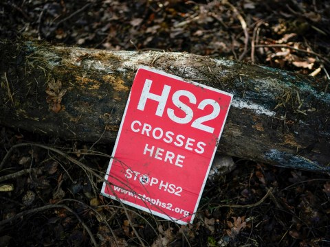 When will HS2 be finished and what is its proposed route?