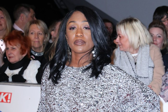 Diane Parish attending the National Television Awards 2020 held at the O2 Arena, London. PA Photo. Picture date: Tuesday January 28, 2020. See PA story SHOWBIZ NTA. Photo credit should read: Isabel Infantes/PA Wire