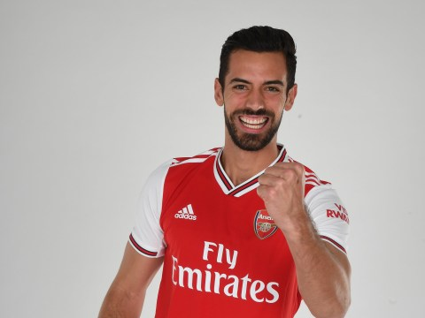 Pablo Mari sends message to Arsenal fans after becoming Mikel Arteta's first signing
