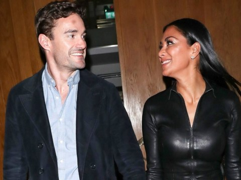 Nicole Scherzinger looks smitten on date night with Thom Evans after 'hiding romance'