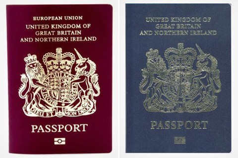 Image result for british passport
