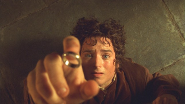 Lord Of The Rings' Frodo Baggins