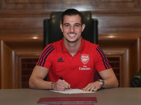 Cedric Soares reveals the changes Mikel Arteta has made at Arsenal after completing loan move on transfer deadline day