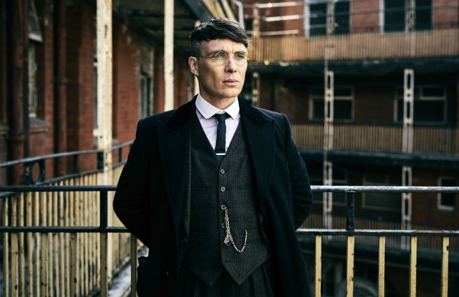 Television programme :Peaky Blinders IV - TX: n/a - Episode: n/a (No. n/a) - Picture Shows: Thomas Shelby (Cillian Murphy) - (C) ?? Caryn Mandabach Productions Ltd 2017 - Photographer: Robert Viglasky