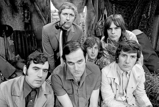 Image result for monty python terry jones