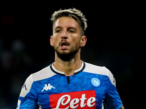 Arsenal make approach to sign Dries Mertens from Napoli