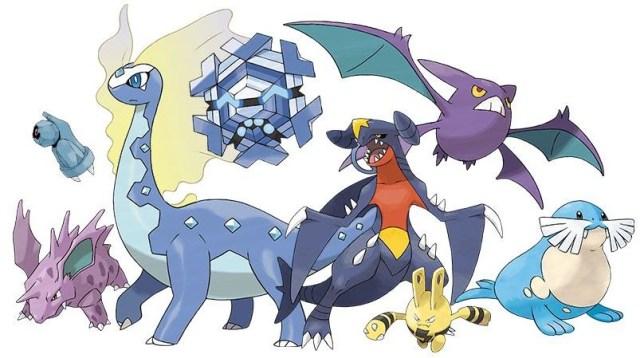 Pokémon Sword and Shield Expansion Pass pokémon