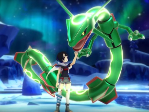Pokémon Masters: the legendary Rayquaza storms in with new trailer