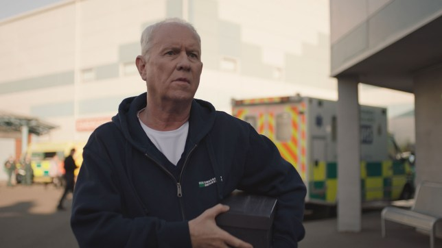 Charlie in Casualty