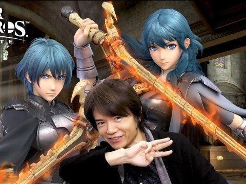 Byleth from Fire Emblem: Three Houses is the 5th DLC fighter for Super Smash Bros. Ultimate