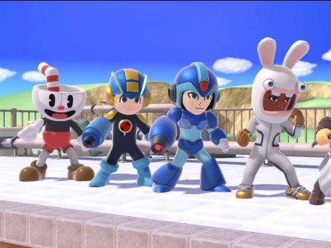 Cuphead, Assassin's Creed, and Rabbids coming to Super Smash Bros. Ultimate