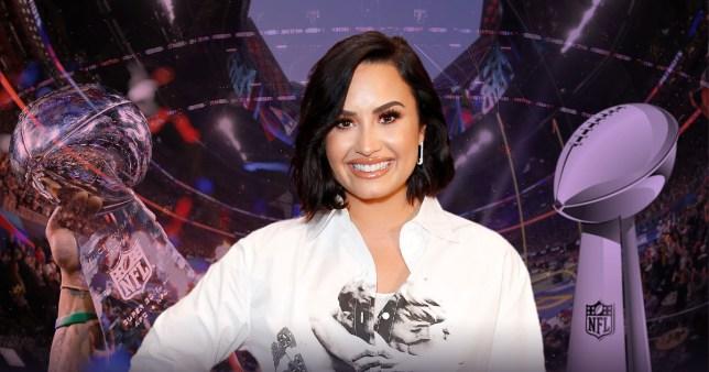Demi Lovato confirmed for Super Bowl performance