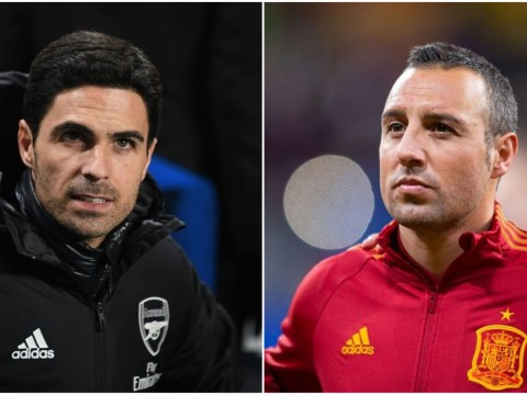 Santi Cazorla backs Mikel Arteta to become 'great' manager at Arsenal