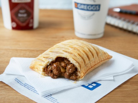 What is in the Greggs Vegan Steak Bake and is it in every branch?