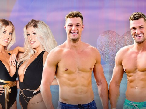 Love Island Australia twins Josh and Luke Packham 'really feel' for UK twins Eve and Jess after that shock early exit