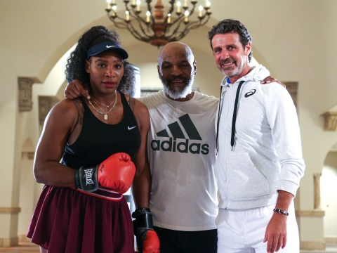 Inside the pre-season training camp with Coco Gauff and Mike Tyson that's helped Serena Williams make fast start to 2020