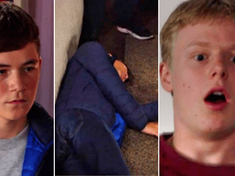 EastEnders spoilers: Is Dennis Rickman dead after violent altercation with Bobby Beale?