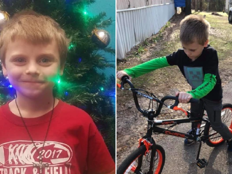 Boy, 8, died after girl, 16, 'blasted him with a pellet gun'