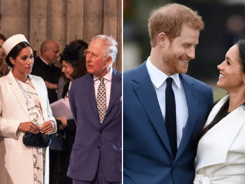 Charles has 'genuine fear' Harry and Meghan could leave royal family