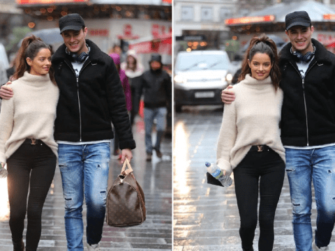 Curtis Pritchard supports Maura Higgins as she backs Shaughna Phillips for Love Island success