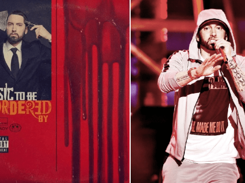 Eminem drops surprise 11th album Music To Be Murdered By