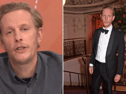 Laurence Fox claims it's 'racist' to be called a 'white privileged male' and that he's 'bored of race card' on Question Time
