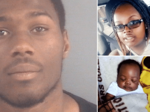 Mother and baby 'kidnapped from home at gunpoint'