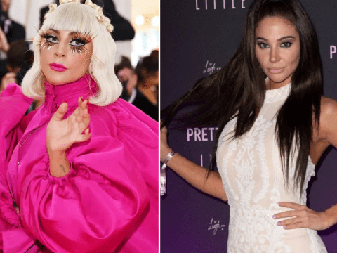 Lady Gaga gives Tulisa and Dappy songwriting credit for new music and we love to see it