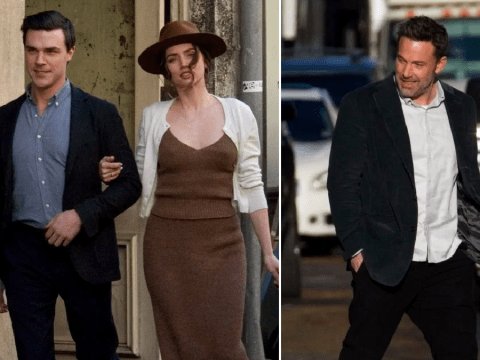 Ana De Armas swaps James Bond for Ben Affleck as they film Deep Water in New Orleans