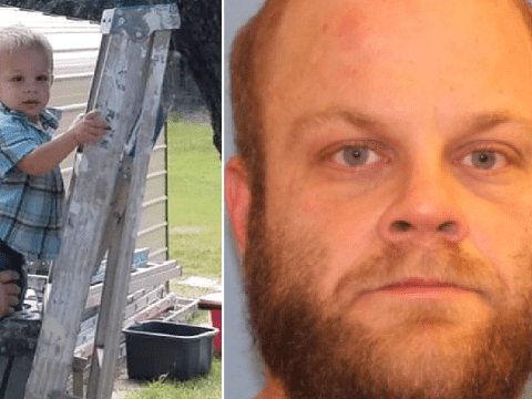 'High' dad 'forgot to put miracle baby, 1, in car then drove over him and killed him'