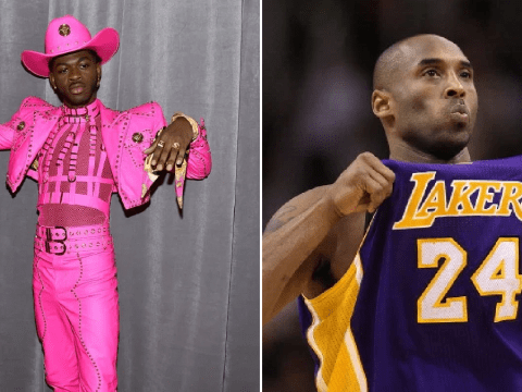 Lil Nas X shamed into deleting celebration of first ever Grammy win after Kobe Bryant's death