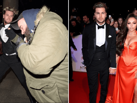 Chris Hughes claims photographer brawl was 'in self defence' as he breaks silence on NTAs scuffle