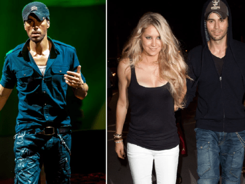 Anna Kournikova 'pregnant with third child' with Enrique Iglesias – two years after welcoming twins
