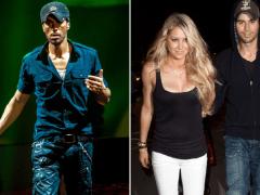 Anna Kournikova 'pregnant with third child' with Enrique Iglesias