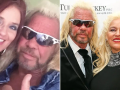 Dog The Bounty Hunter proposes to Beth Chapman's friend Moon Angell