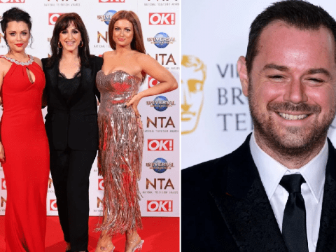 Did the EastEnders cast win any NTAs following defeat by Emmerdale?
