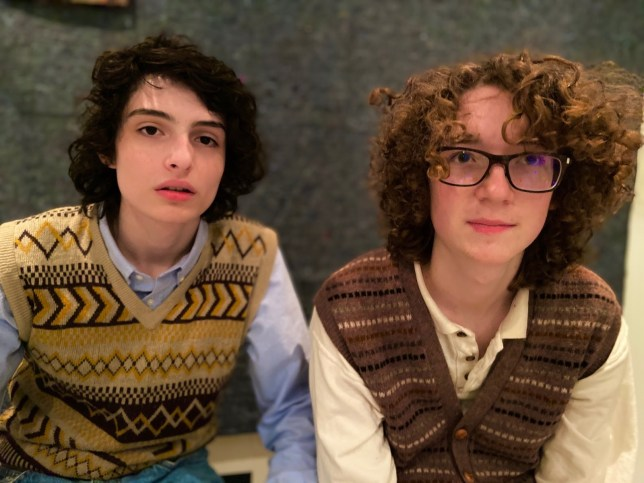 Finn Wolfhard new band