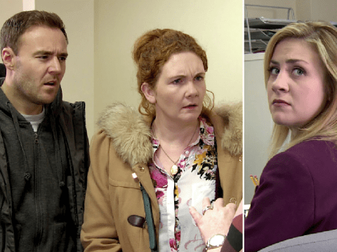 Coronation Street spoilers: Fiz Stape and Tyrone Dobbs devastated as Jade Rowan's true identity is revealed