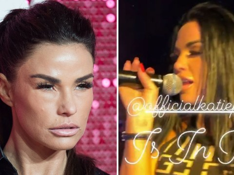 Katie Price isn't giving up on her music career as she confirms new single and chases Vegas residency