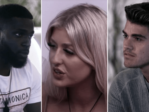 Love Island 2020: Luke M accuses Jess Gale of 'leading' him on as love triangle with Mike Boateng heats up in latest task