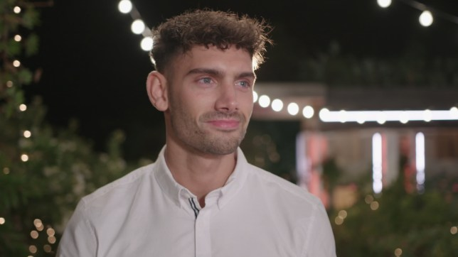 Wallace Wilson on Love Island