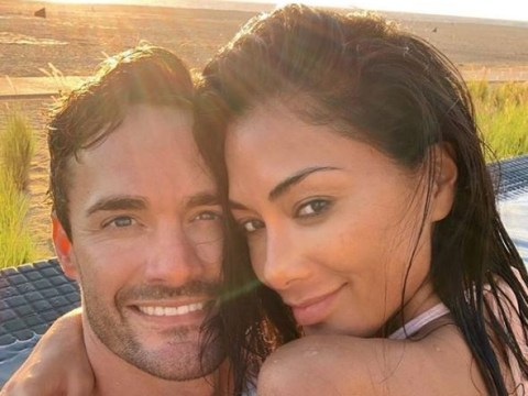 Nicole Scherzinger and boyfriend Thom Evans kept romance well hidden on Celebrity X Factor says star Zara McDermott